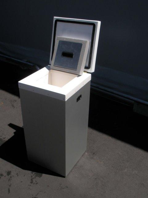 ドライアイス保管BOX